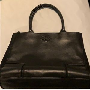 Tory Burch Bags - Tory Burch Black Tote Bag